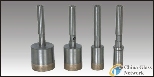mosaic glass drill bits/ diamond glass drill bits/drill bits for glass processing/core drill bits