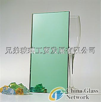 Reflective Glass(F-green reflective)