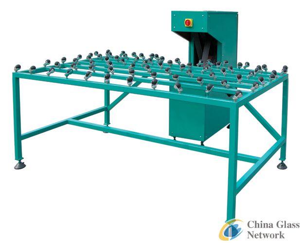 Emery Belt Insulating Glass Edge Grinding Machine