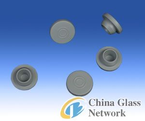 20mm butyl rubber closure for injection vials