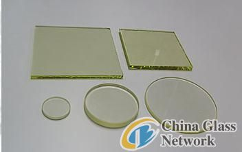 Ultra thin lead glass