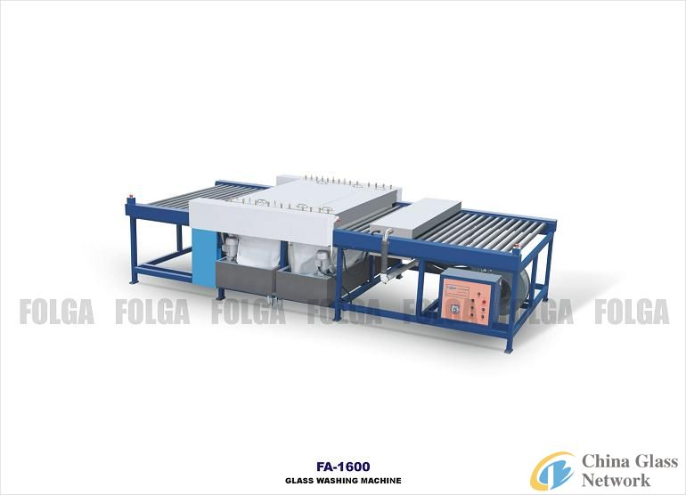FA-1600 GLASS WASHING MACHINE