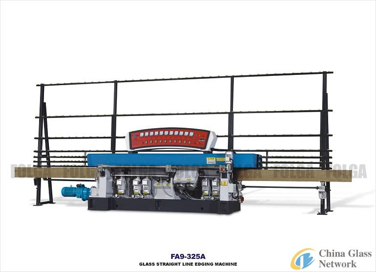 FA9-325A Glass Straight Line Edging Machine