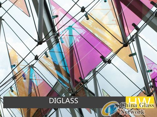 DIGLASS Dichroic Glass