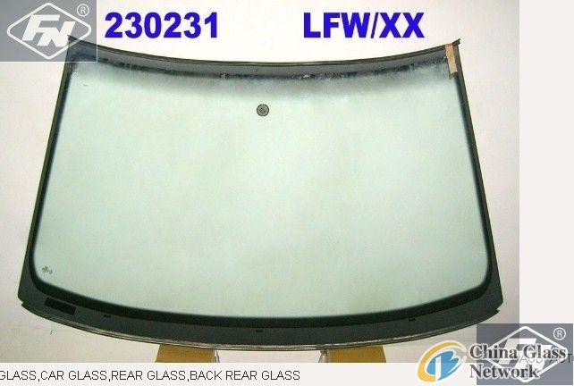 Car Smart Glass