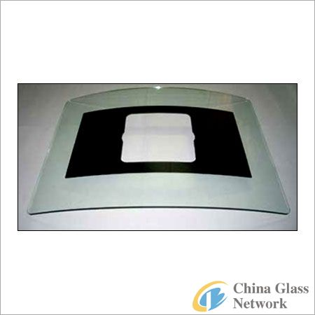 Cooker hoods glass