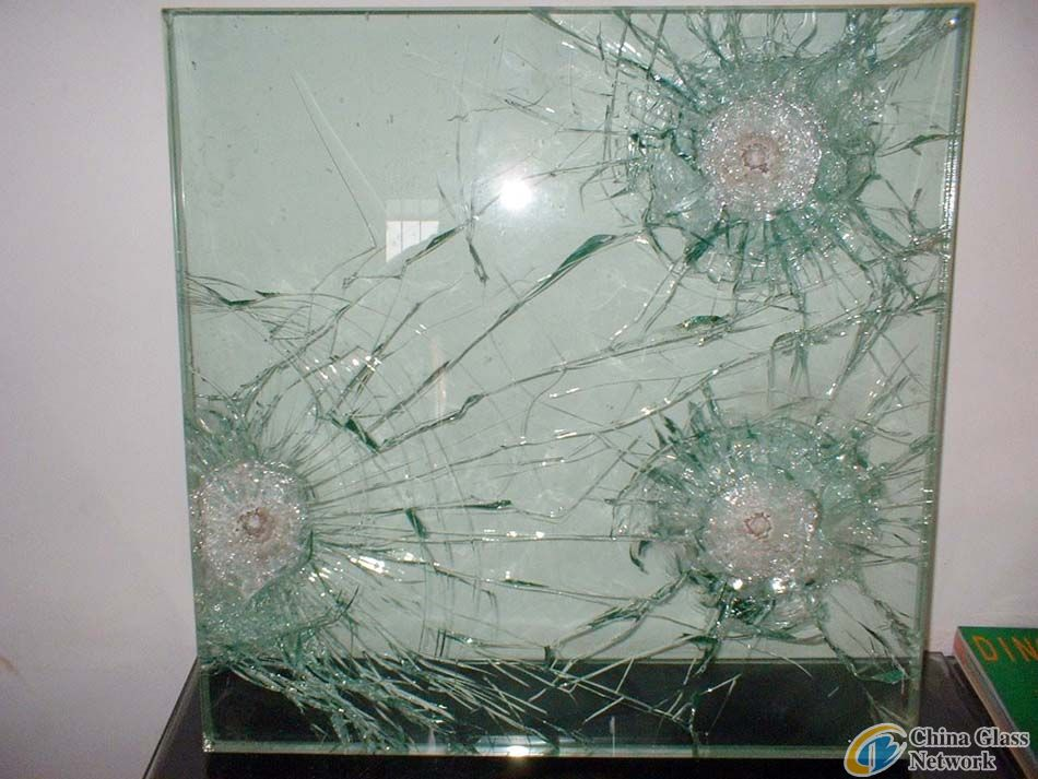 Bullet Resistant Glass for Bui