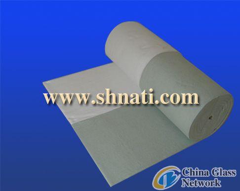 NATI ceramic fiber blanket