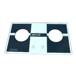 gas stove glass