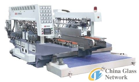 LCH2520 Straight-line double edging glass machine