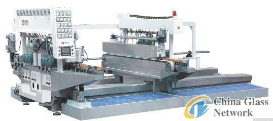 LCH4022 Straight-line double edging glass machine