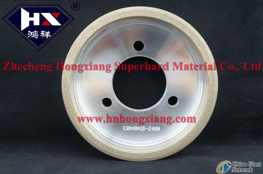 diamond metal wheel for glass grinding