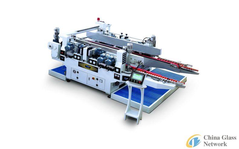 FZM0810L Glass Straight Line Double Edging Machine