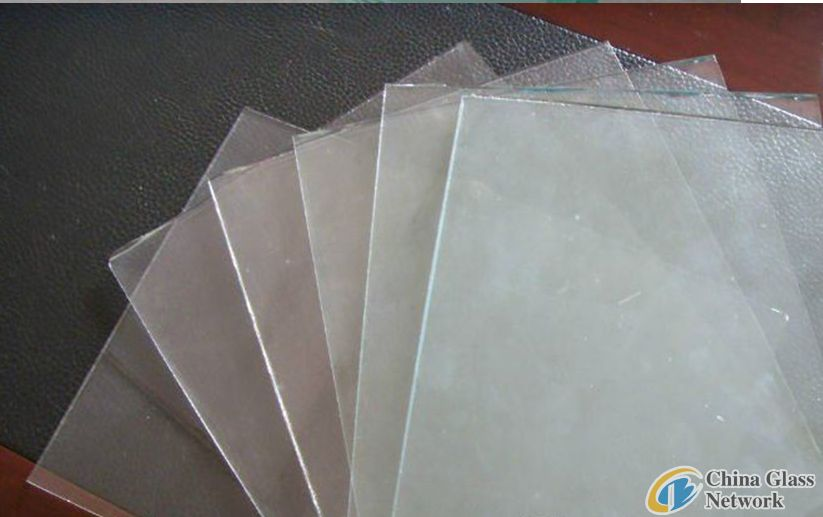 clear float building glass