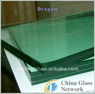 6mm+0.76pvb+6mm laminated glass canopy