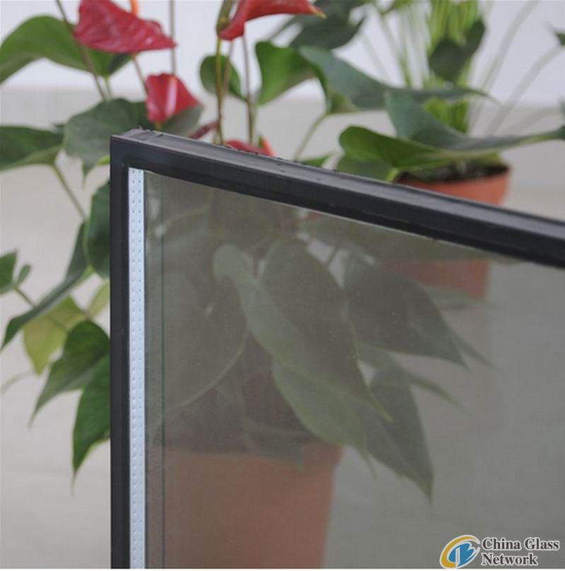 6+12A+6mm Insulating Glass Unit(IGU) with En12150-1