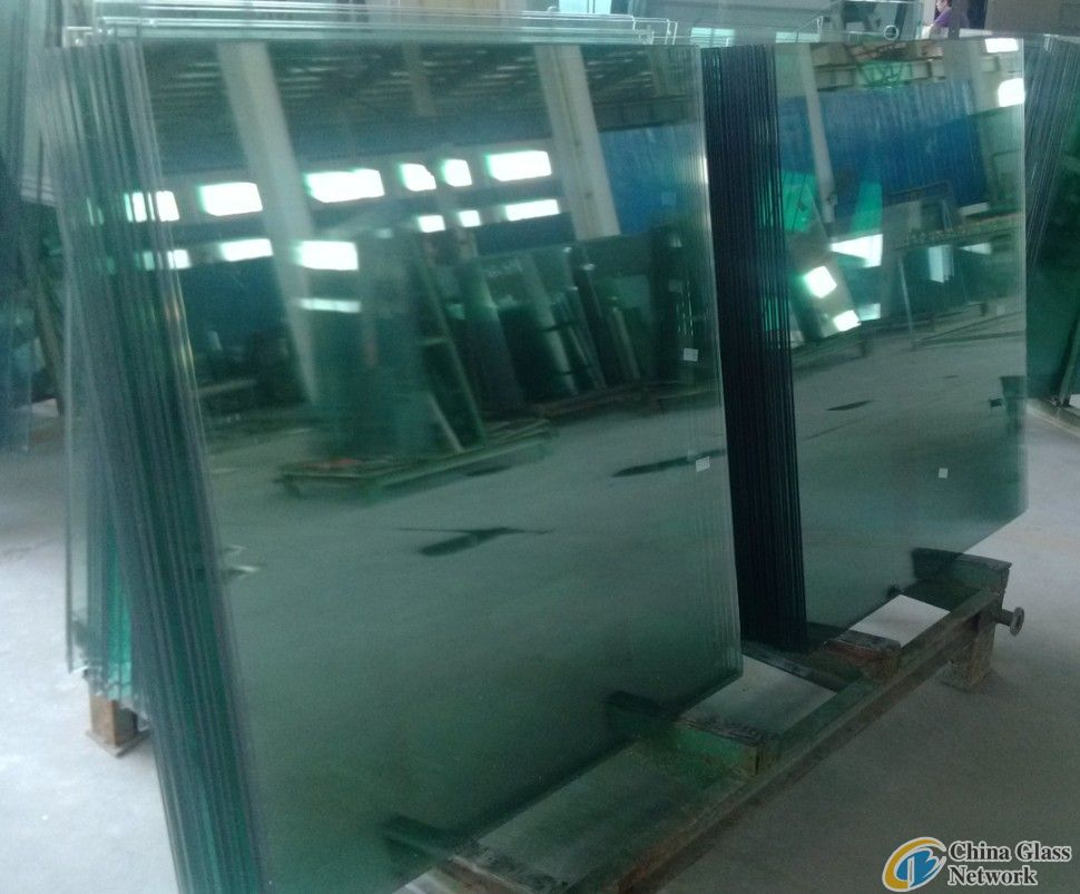 Tempered glass (toughened, reinforced)
