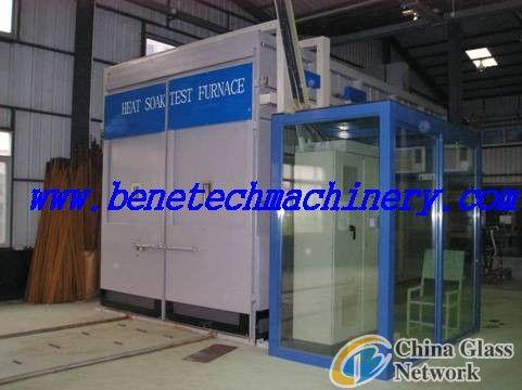 Glass Heat Soak Furnace, Heat Soak Oven (HST)