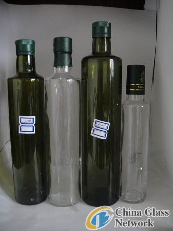 Olive oil bottles, tissue culture vaccine bottles, seasoning bottles, jam bottles