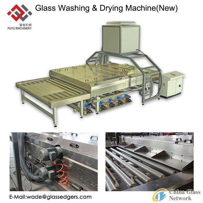 Glass Washing & Drying Machine_Glass Washer_Glass Washing Machine_