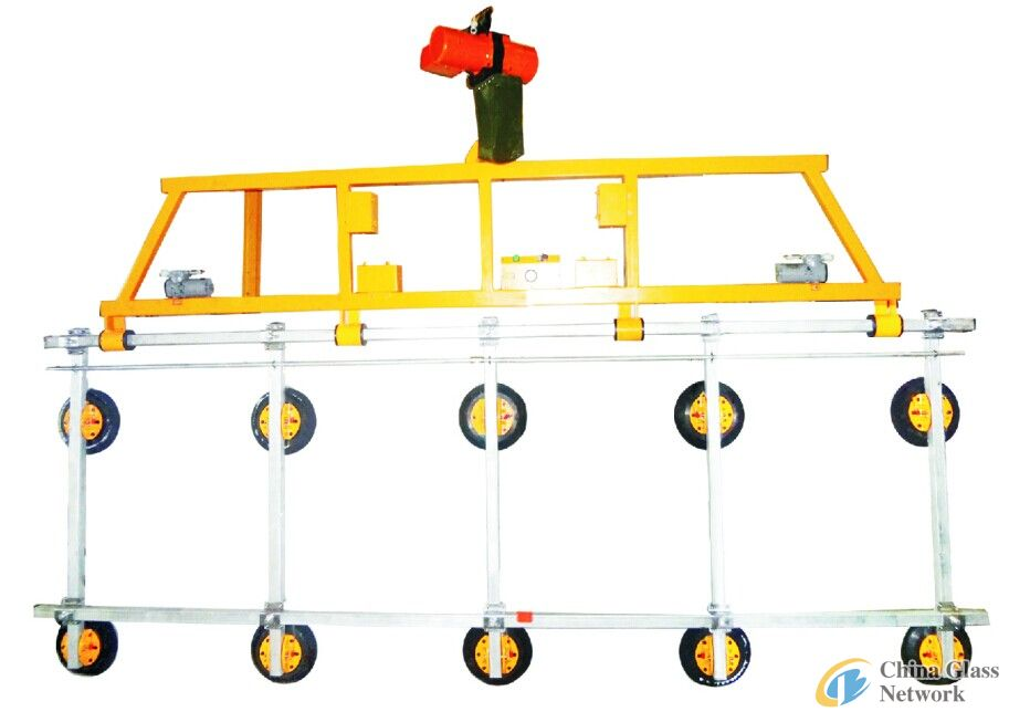 Glass Vertical Vacuum Lifter for large-sized panels