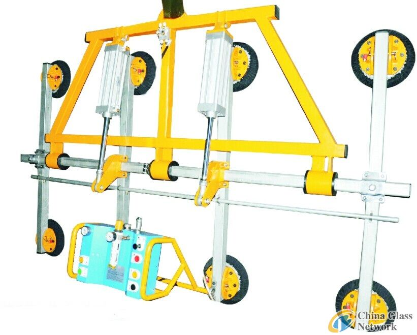 Glass Vacuum Lifter for large-sized glass
