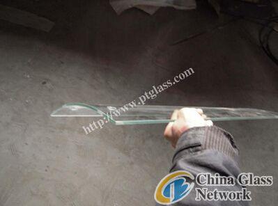 borosilicate fireplace glass