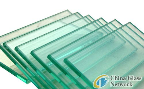 2mm-19mm clear tempered glass