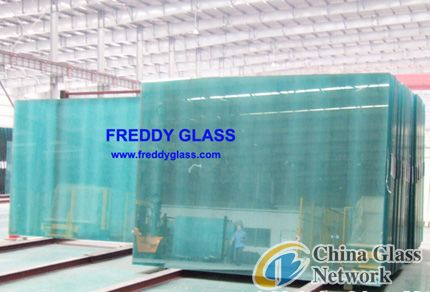 clear reflective glass/reflective glass