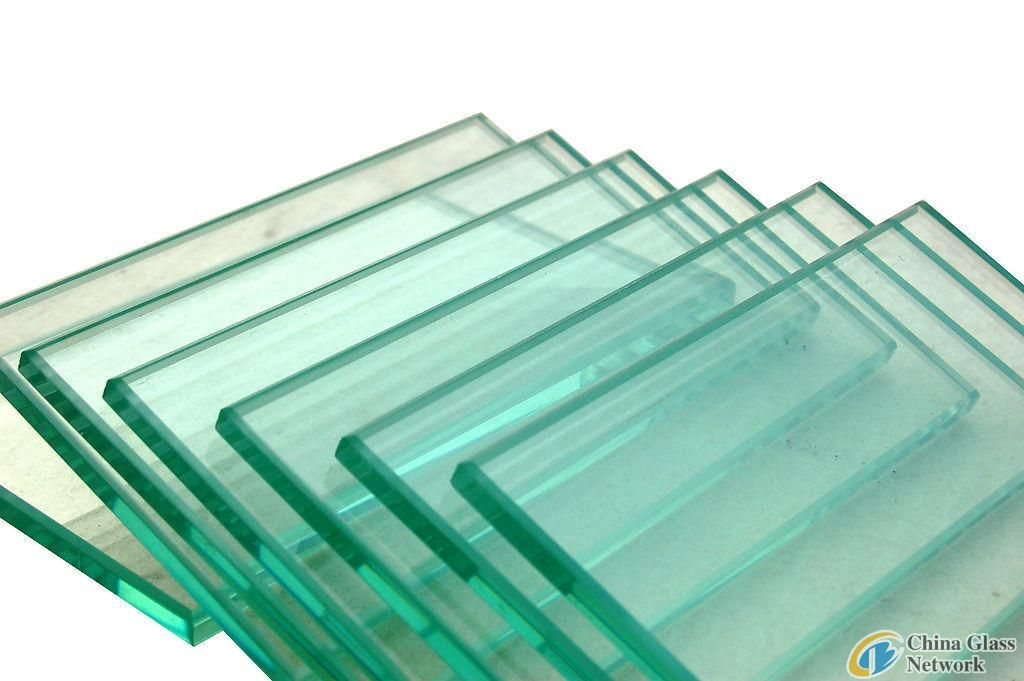China manufacture of tempered glass