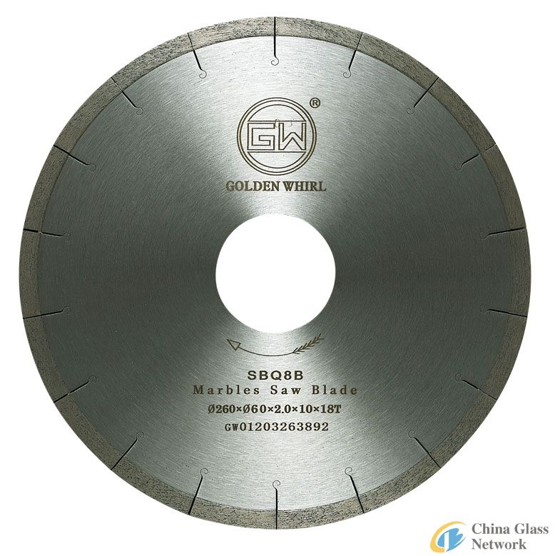 Welded Marble saw blade 260