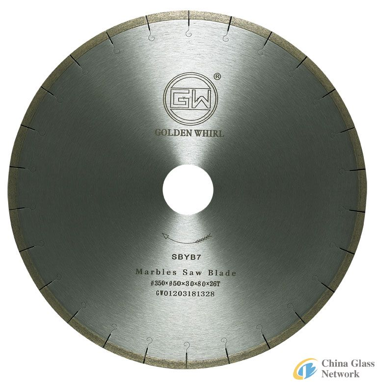 Welded Marble saw blade 350