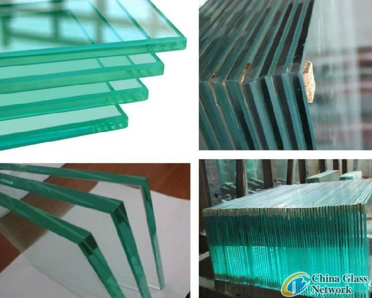 4mm-19mm tempered glass with CE/CCC