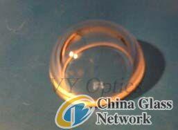 BK7 optical dome lens/hemisphere dome