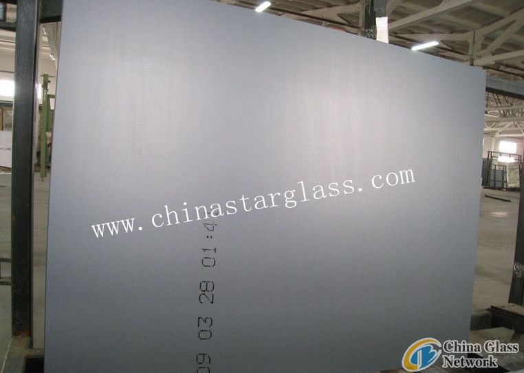 silver mirror glass factory price
