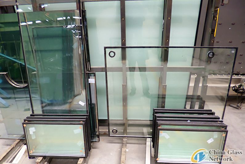 ISO insulated glass
