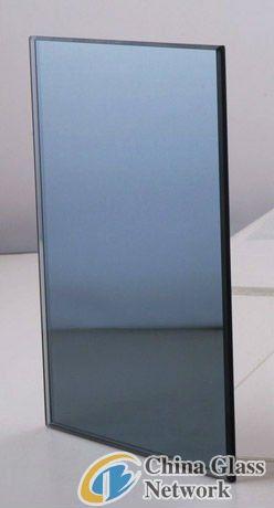 dark green reflective glass, dark blue reflective glass , bronze reflective glass