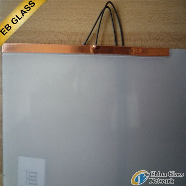 china smart film, pdlc film for office partiton, white color switchable smart film