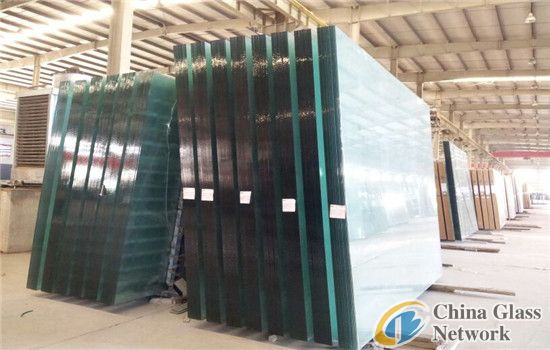 10mm Tempered Glass For Office Partition Wall