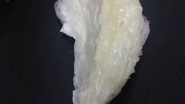 PVB single layer natural Trims