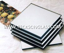 2-6mm aluminium mirror