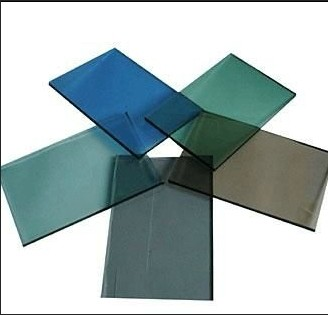 3-12mm bronze, blue, green, grey tinted float glass