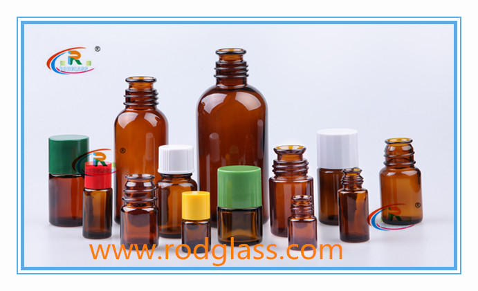 amber sample glass bottle for flavour,fragrance