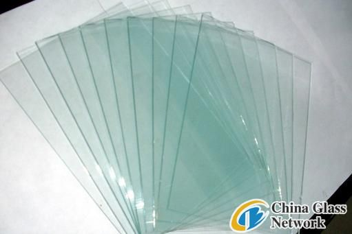 1.1mm flat glass