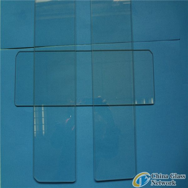 China manufacture of tempered glass for refrigerator