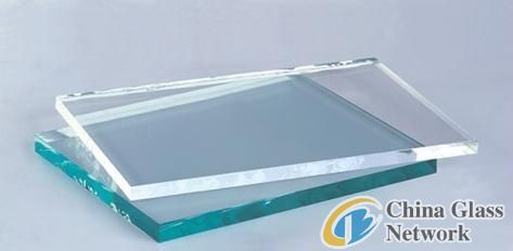 8mm ultra white glass