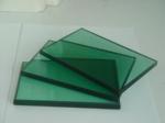 dark green float glass