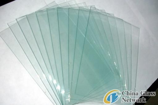 1.5mm glaverbel glass