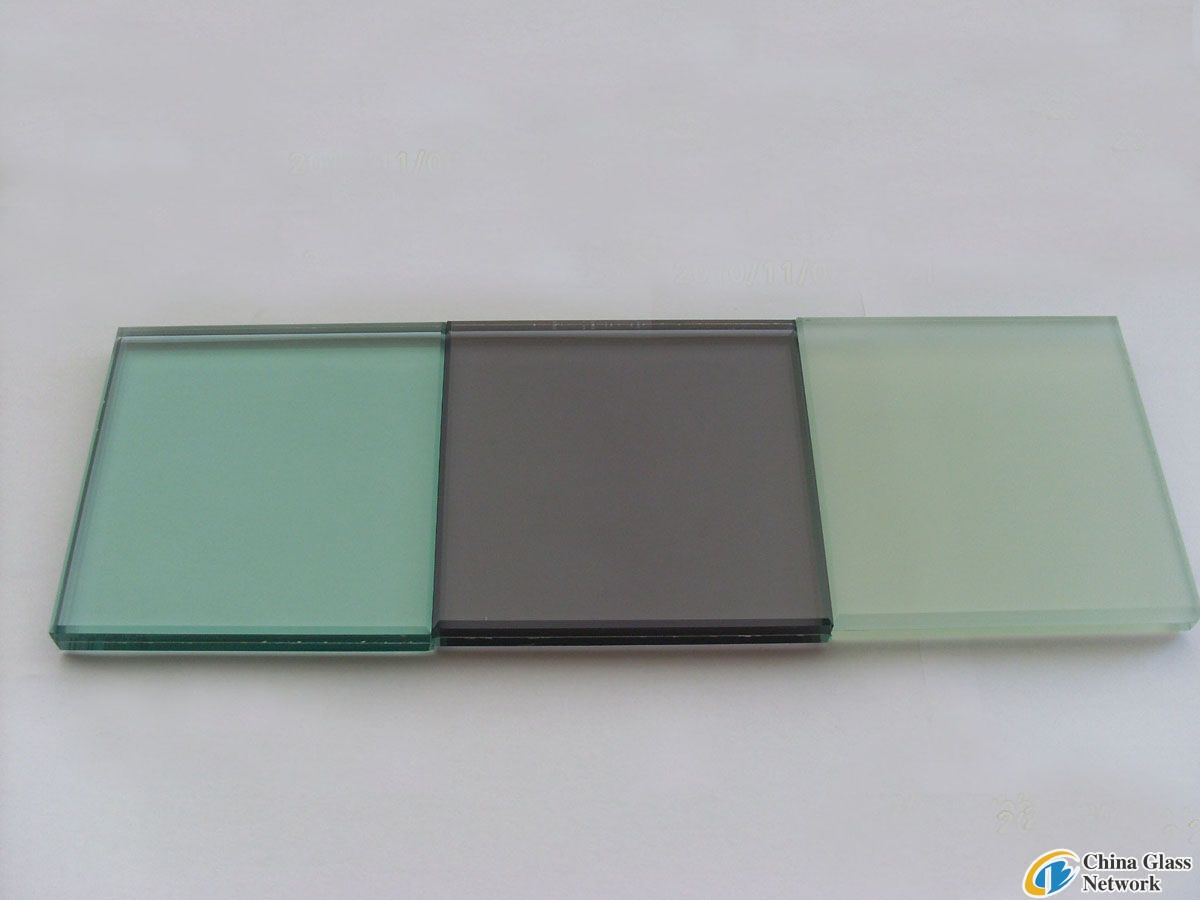 6mm+0.38+6mm laminated glass