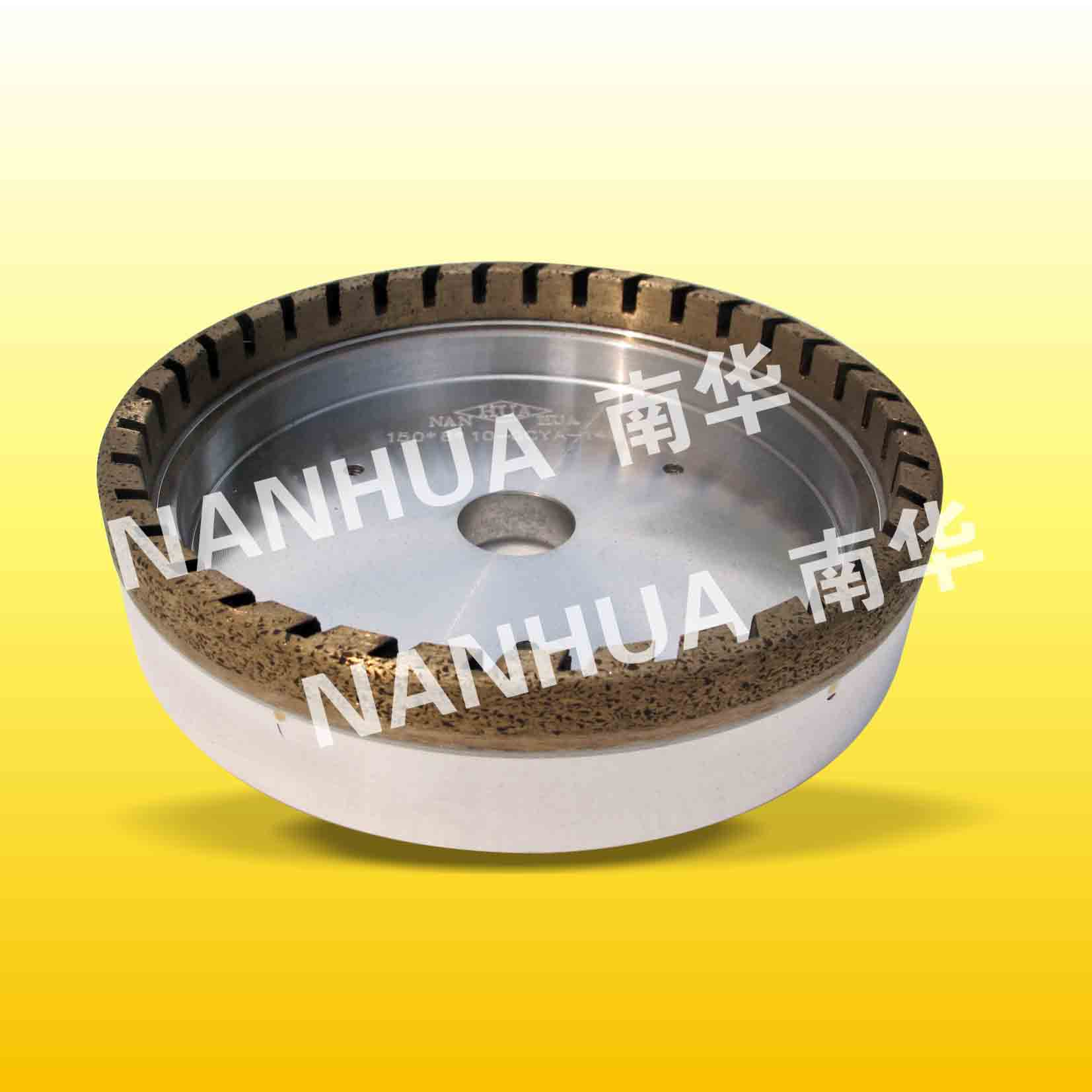 inner segmented diamond grinding wheel